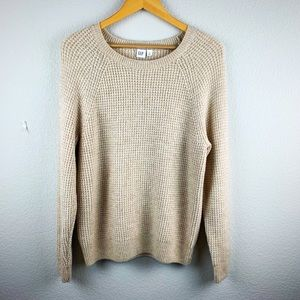 Gap Woman's Oversized Knit Sweater